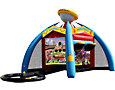 5-in-1 World of Sports Inflatable Game