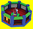 Rockin' Joust Zone Inflatable