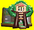 Small Treehouse Bouncer