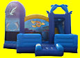 Aquafest Combo Inflatable Kid's Play
