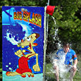 Big Splash Water Bucket Challenge Rentals