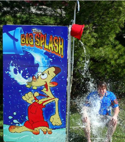 big splash water bucket challenge rentals toronto mississauga
