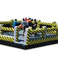 4 Person 'Danger Zone' Joust Inflatable Rental - Toronto, Mississauga, Brampton, Hamilton, Ottawa, Ontario
