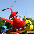Helicopter Rocket Midway Ride Rental