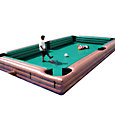 Human Billiard Inflatable Pool Table Rental