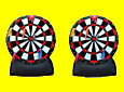 Jumbo Velcro Double Darts Game