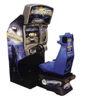 Need for Speed Arcade Game
