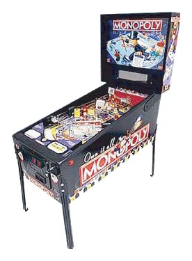 Pinball, the Classic Arcade Game