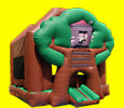 Giant Treehouse Bouncer