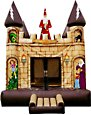 Wizard's Castle Bouncer Inflatable